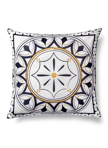 The Mia Maroc Yastık 50 x 50 Cm Renkli